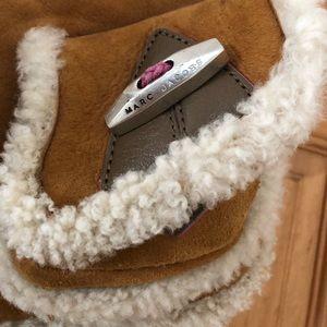 Marc Jacobs Bags - Marc Jacobs suede shoulder bag